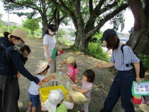 わくわく☆6月の園庭開放デー